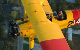 Stearman Ride